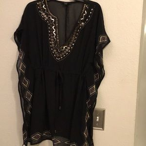 XXI ladies Blouse size M color black